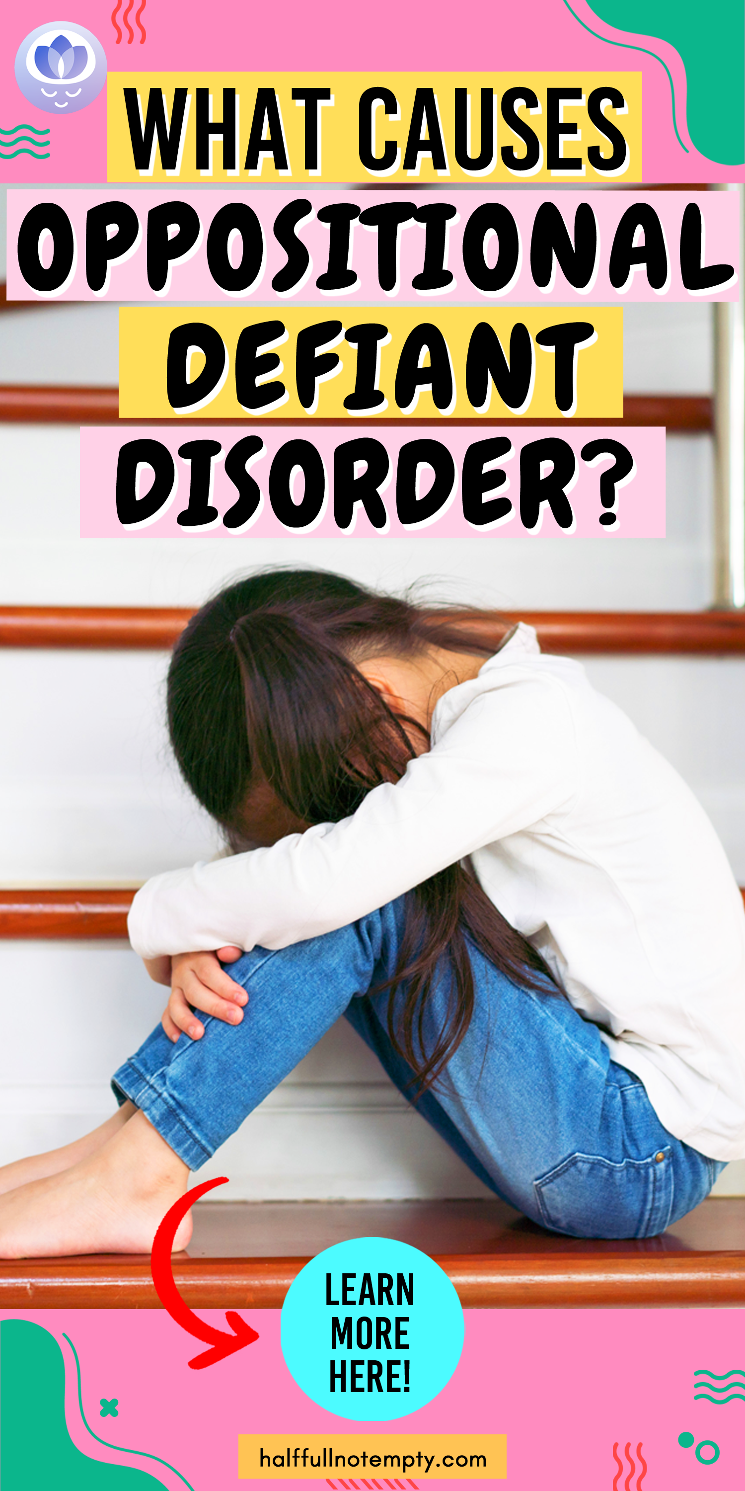 What Causes Oppositional Defiant Disorder In