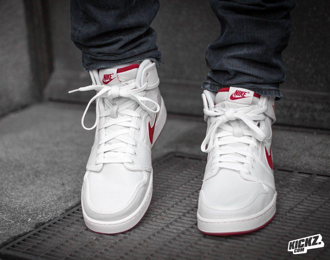 6256f04e165 Air Jordan 1 KO High Timeless Canvas on feet 3
