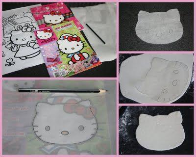 Anettes Kaker Hello Kitty Kake Hello Kitty Kitty Bilder