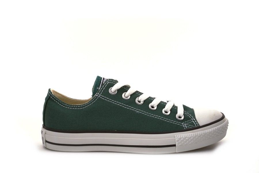 converse all star basse verdi