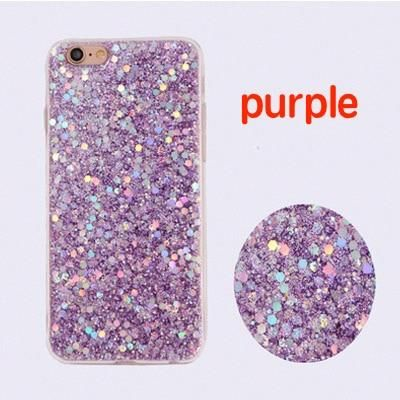 Custom Name Glitter Bling Phone Case For Samsung