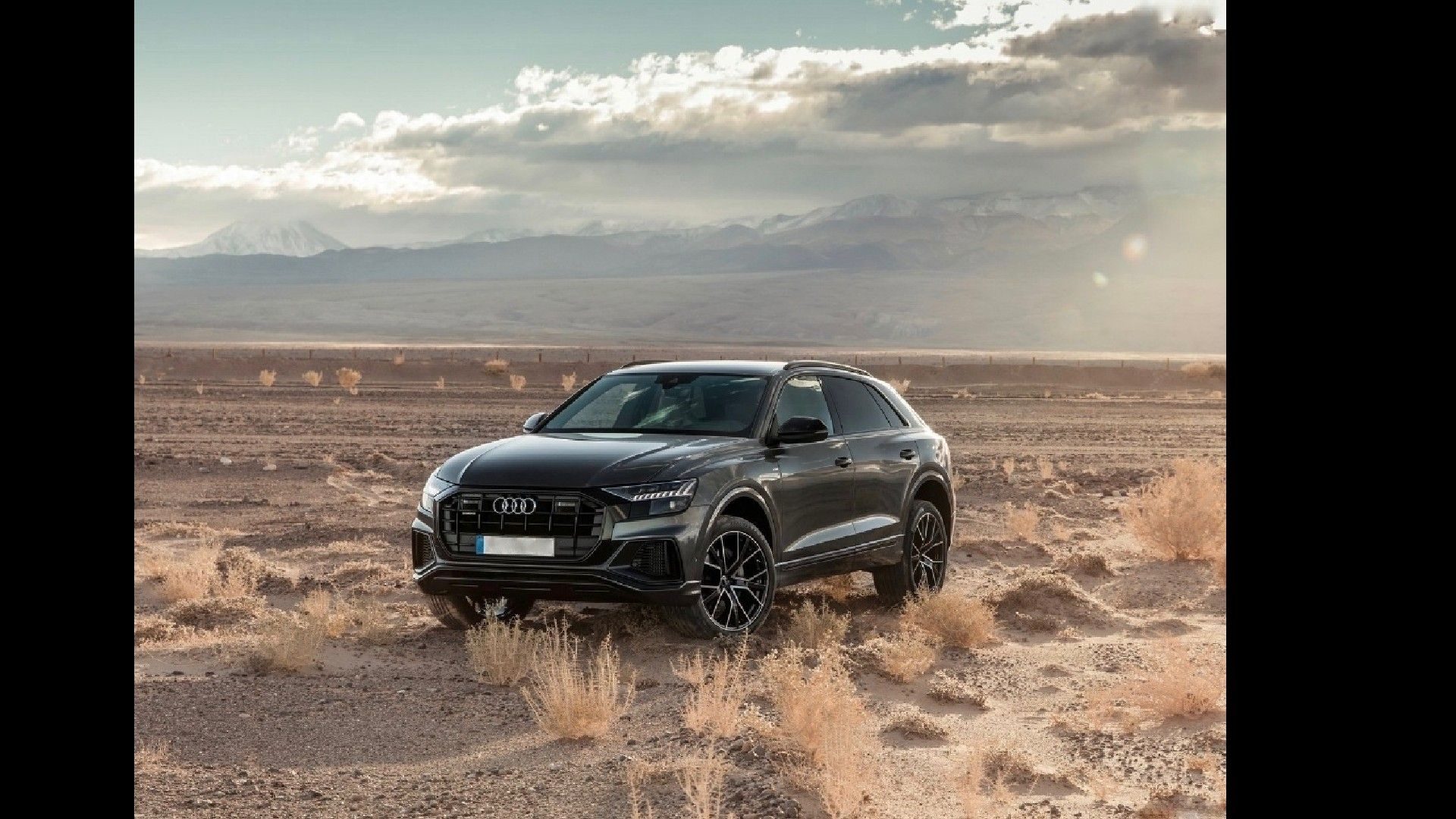 Audi Q8 Vorsprung Edition Rs4 Voitures De Luxe Voiture