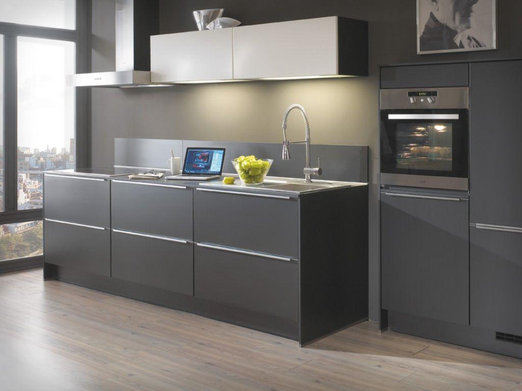 Grey And White Modern Kitchen Design Jpeg 1 024 768 Pixels