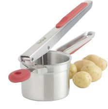 Check This Out! VonShef Potato Ricer Red #OnSale #Discount #Shopping #AddMe #FollowMe #BestPins