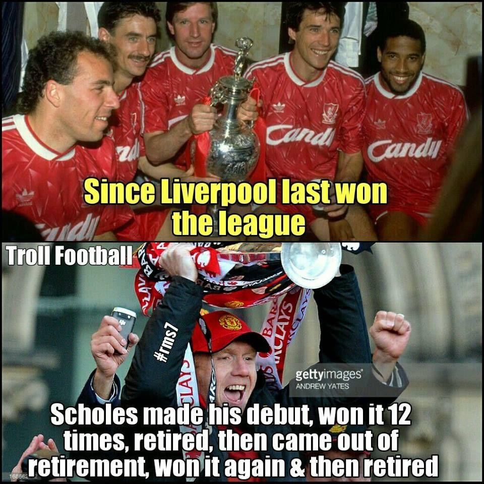 Tag a Liverpool fan | Football jokes, Football memes