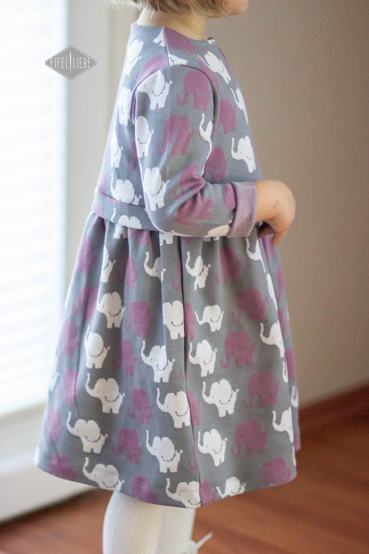 pin auf kleider für mädchen schnittmuster