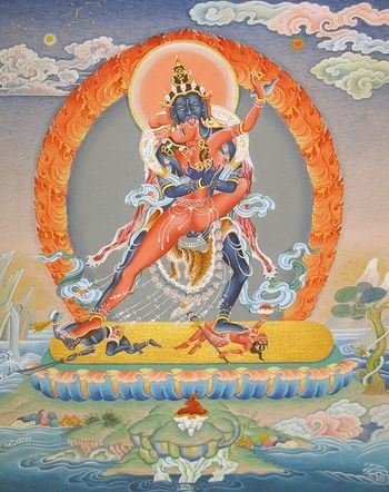 God tantra sexual health
