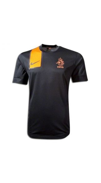 090beaac6 wholesale new and cheap 12 13 Netherlands De Jong 8 Away euro 2012 jersey