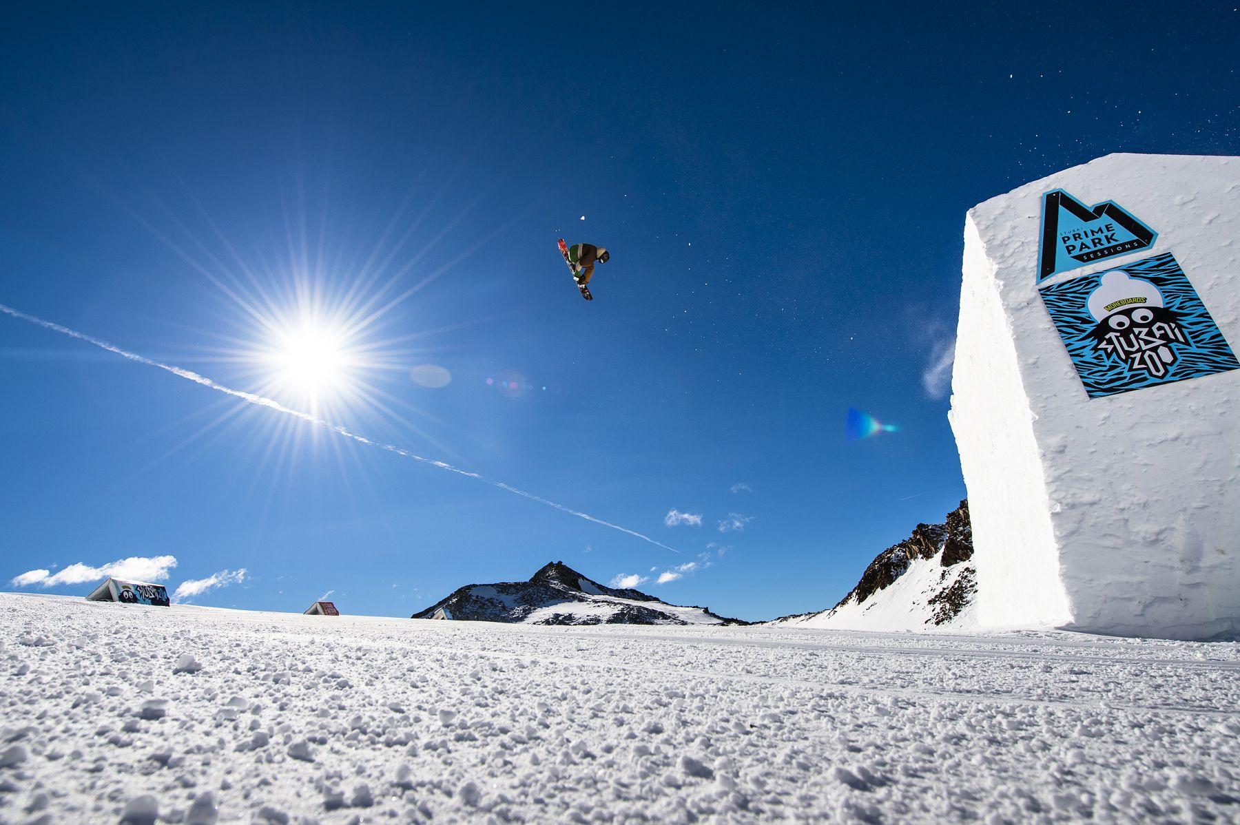 Erfolgreicher Start der Stubai Prime Park Sessions 2014 >> http://www.snowlab.de/news.php?news_id=1465 #stubaiergletscher #PrimeParkSession2014 #snowboardevent