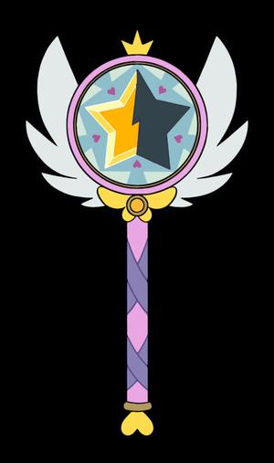Varita Magica Varita Star Vs Las Fuerzas Del Mal Estrella Contra Las Fuerzas Del Mal