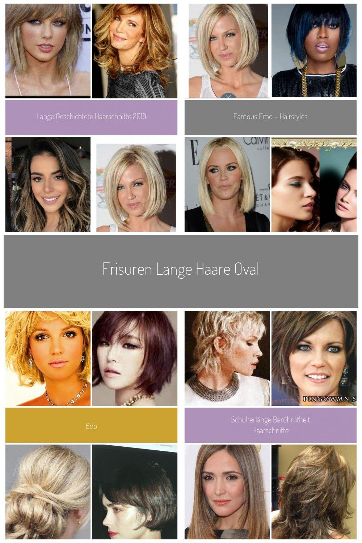Frisuren Lange Haare Ovales Gesicht 11 Frisuren Mi , Frisuren
