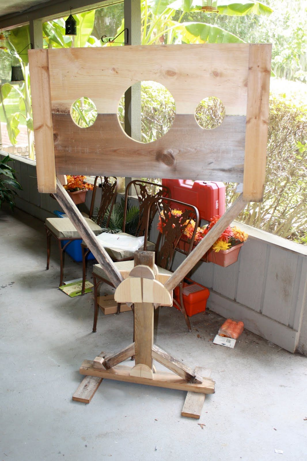 Brainure: How to Make Your Own Pillory (or stockade) | Halloween ...