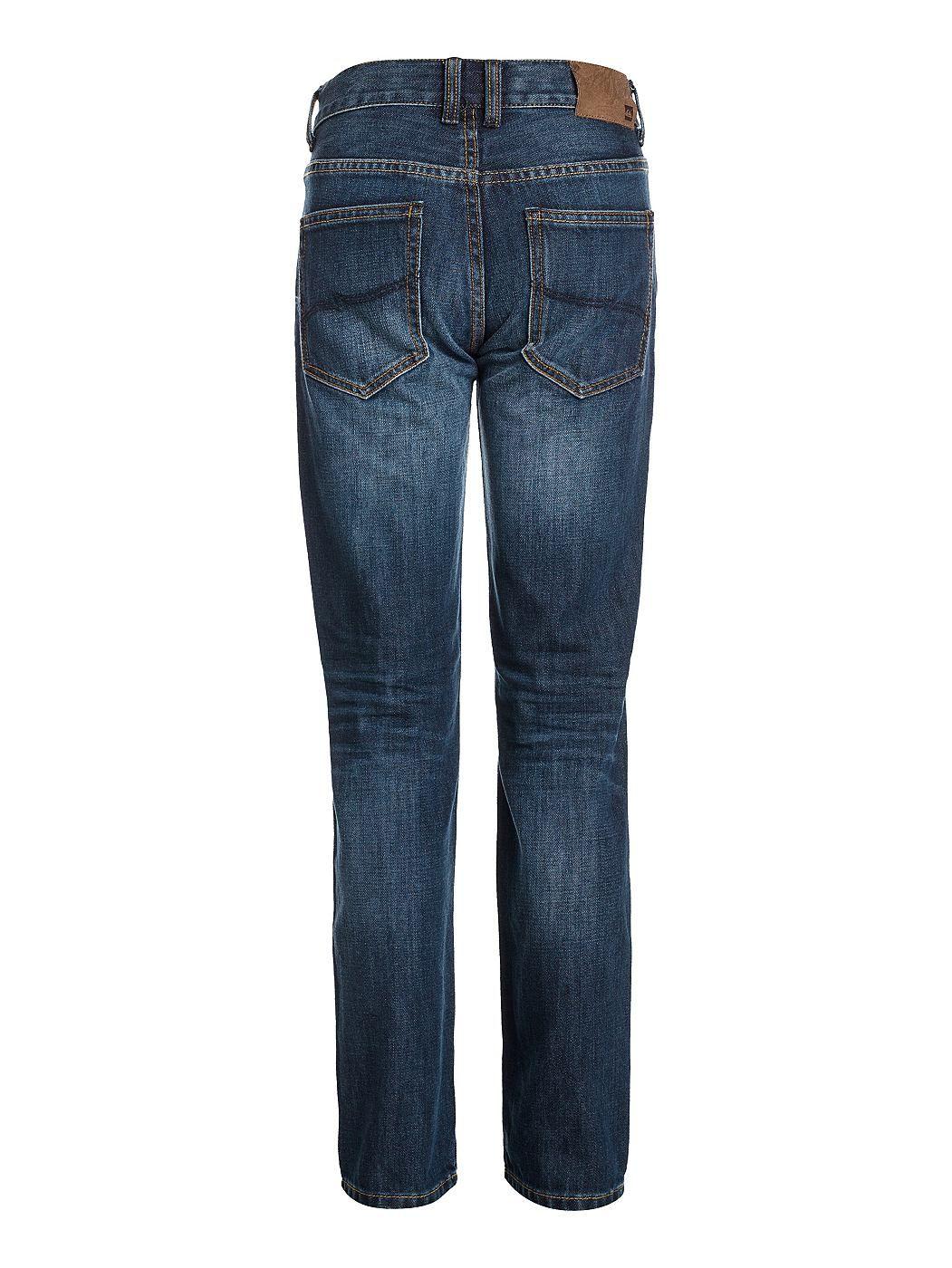 Sequel Aged Aw Youth - QUIKSILVER Denim-Hose mit 5 Taschen für Jungen Diese Quiksilver Denim-Hose für Jungen aus Baumwolle in einer Regular-Fit-Passform ist die perfekte Ergänzung zur Bekleidungskollektion für den Winter 2014. Außerdem präsentiert sie sich in einem 340 g mittelschweren Denim-Stoff in dunkelblauer Farbe mit einem gebürsteten Effekt an Oberschenkeln und Gesäß.   Merkmale: Denim-H...