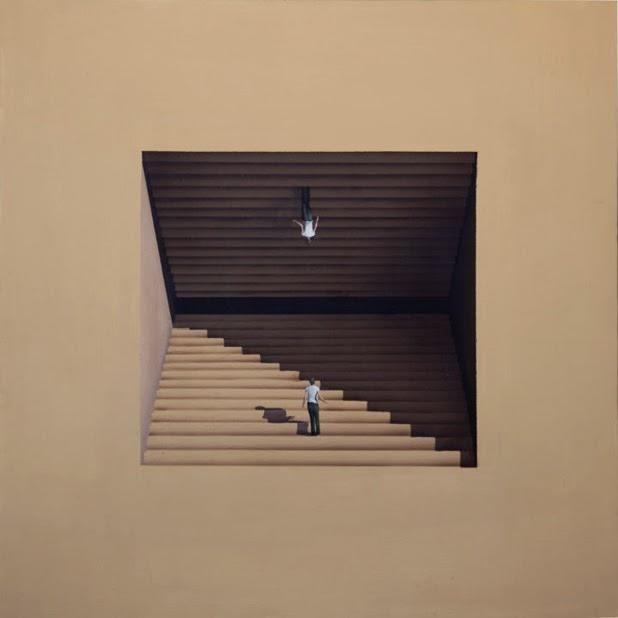 Mehdi Ghadyanloo El Magritte De Nuestra época Arte Obra Surrealista Artistas Callejeros Arte