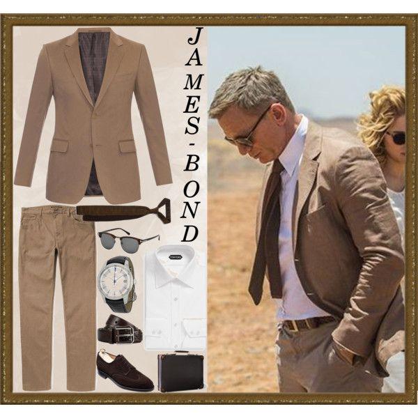 Fabelhaft James Bond Spectre Brown Suit in 2018 | James Bond Suit @VL_86