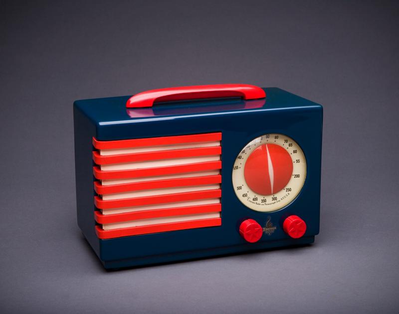The Patriot Radio >> Designer Norman Bel Geddes Radio Patriot 1940 By Emerson Radio
