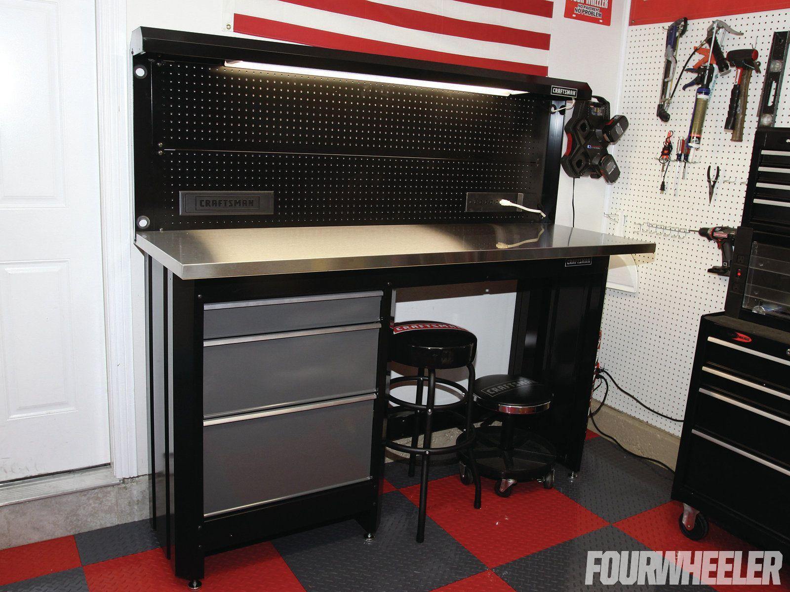 Craftsman Workbench Garage Craftsman Workbench Sears