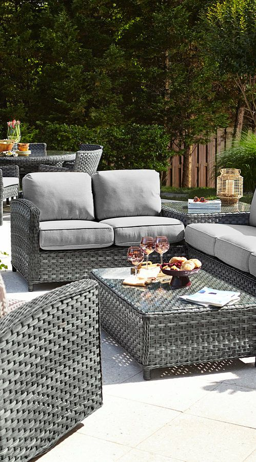 outdoor sunroom and patio furniture