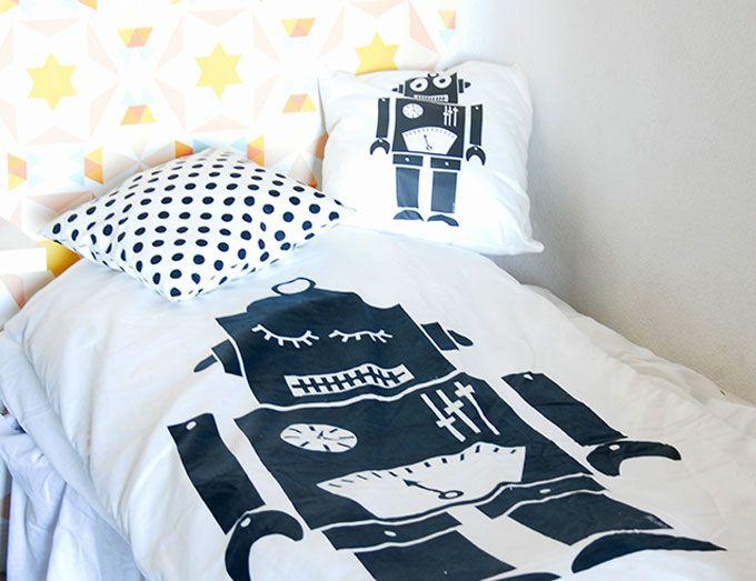 Werde zum Bettwäsche-Designer mit fun.kyti.me | Tutorials ...