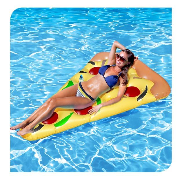 Pizza Pool Lounger Pool Cool Pool Floats Pool Lounger