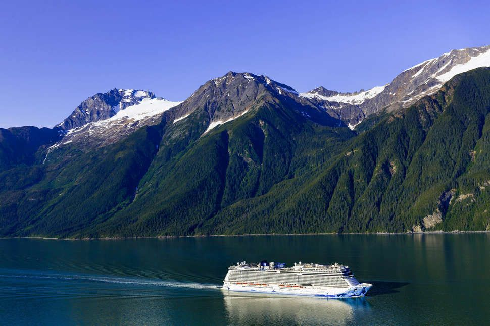 Top 5 Cruise Ships Sailing to Alaska in 2020