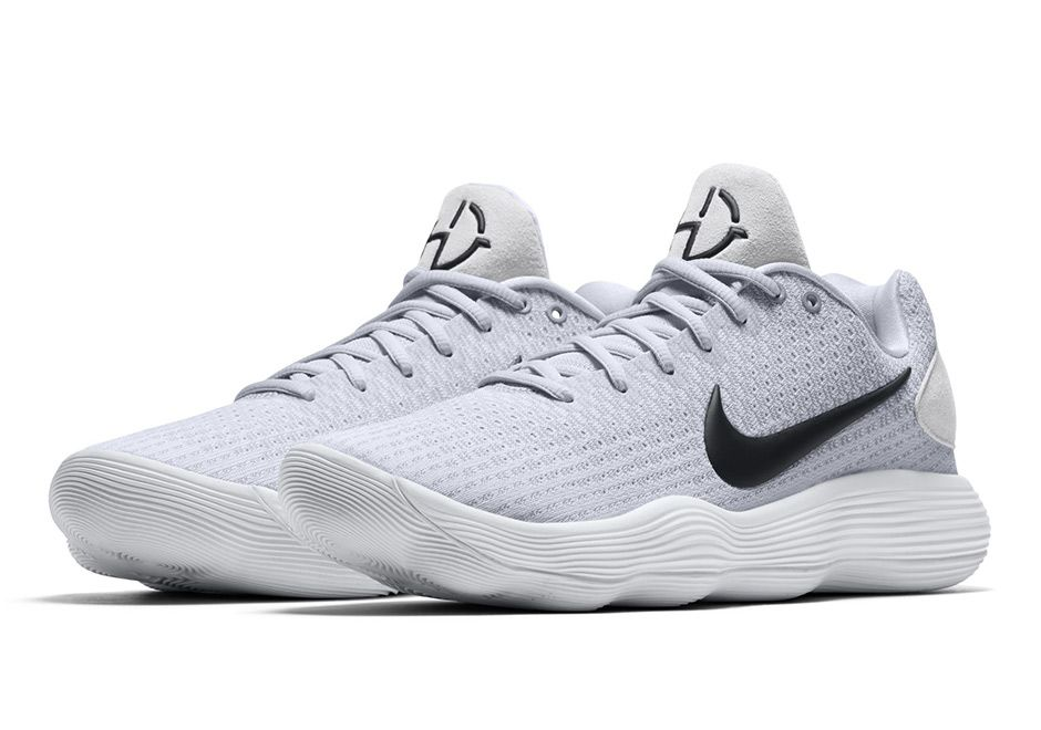 The Nike Hyperdunk 2017 Low will release Summer 2017 and features a wavy  Lunarlon cushioning system