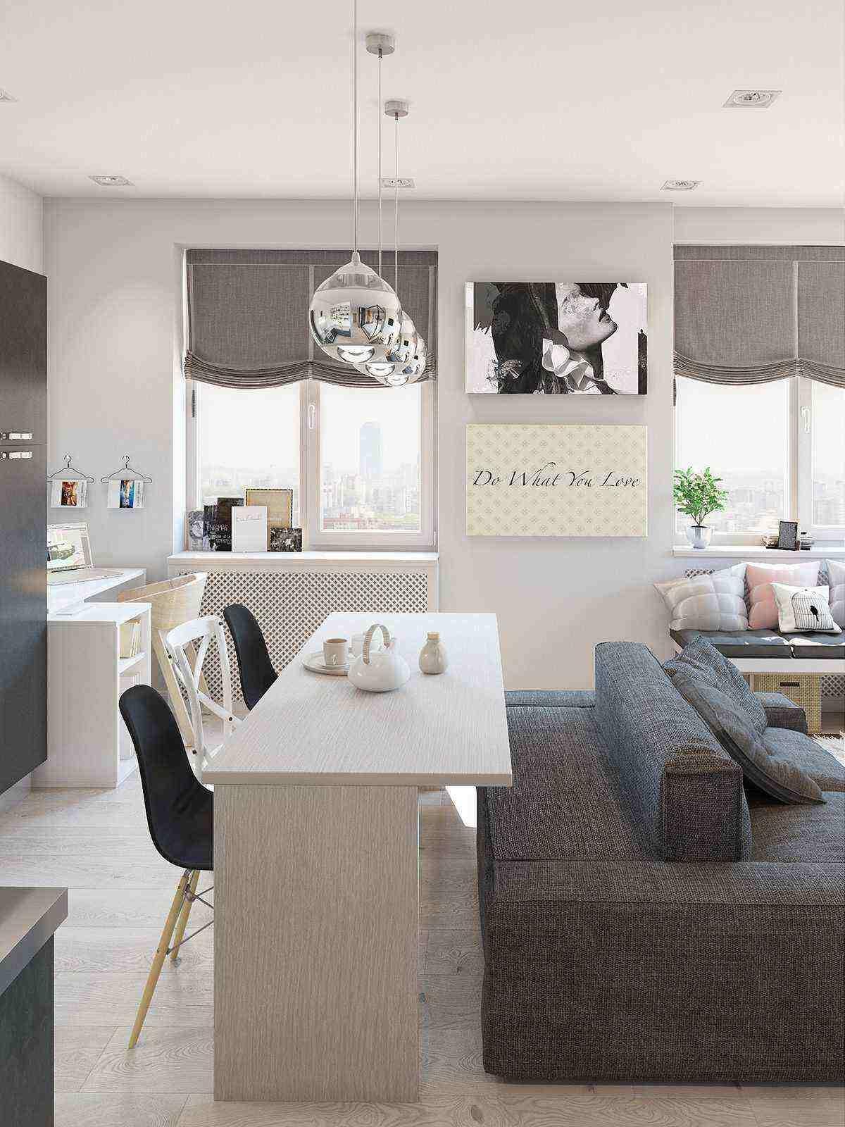 Небольшие квартиры Maximize Esmall