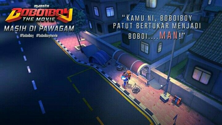 Boboiboy The Movie Quotes 2 By Monsta Boboiboy Broadway Shows