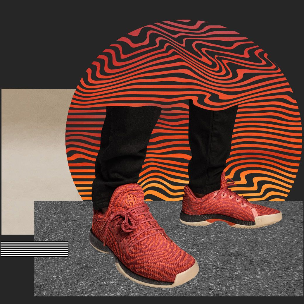 89500a45be53 Brand New adidas Harden LS Nightlife Black White Outlet