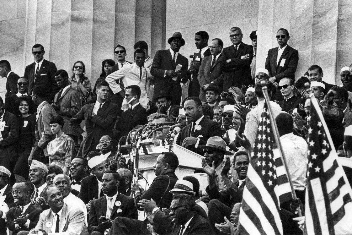 Martin Luther King Jr I Have A Dream Speech At The Lincoln Memorial Washington Dc August 28 1963 Transcript Of Dr. Text Full To By Junior Analysi