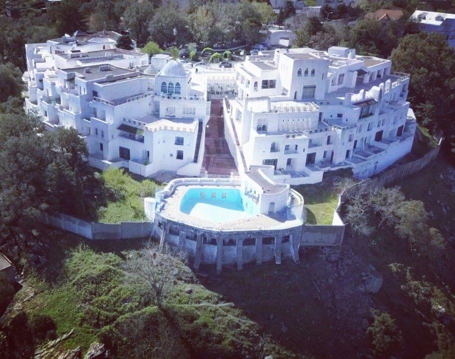 Hotel El Mountazah Annaba House Styles Mansions House