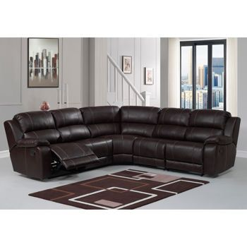 Cooper Reclining Sectional | Sectional sofa couch, Living