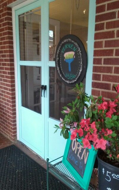 Old Aluminum Storm Doors Painted With Amy Howard One Step Paint In Tic Tock