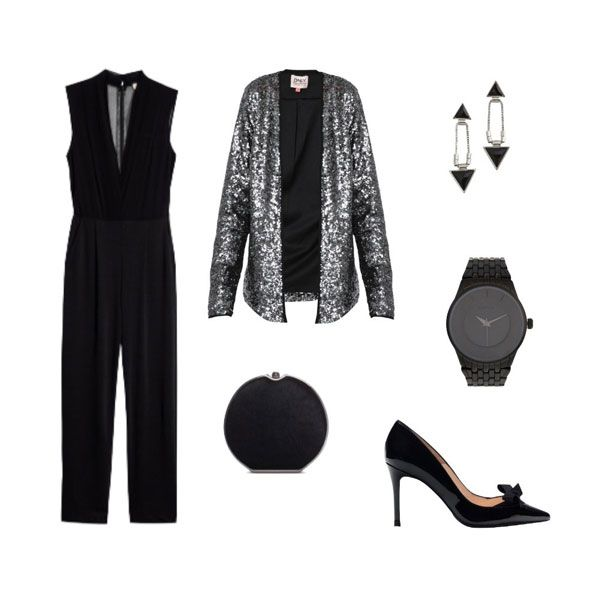 294e6d46f5 Cómo combinar la ropa para ir a la cena de empresa – Inspírate para esta  Navidad!