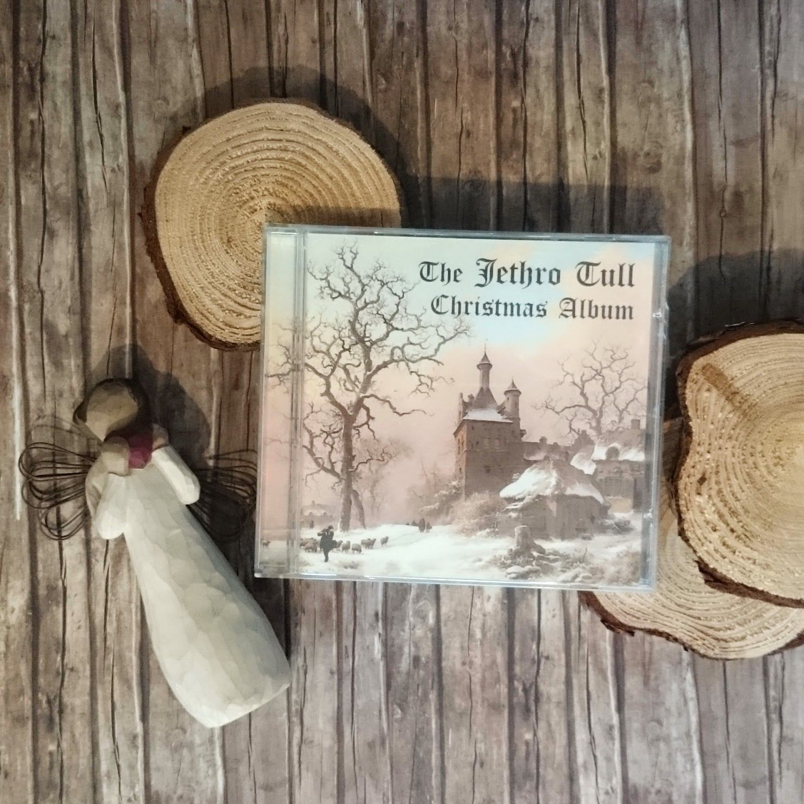 Music Monday] The Jethro Tull Christmas Album | Music | Pinterest ...