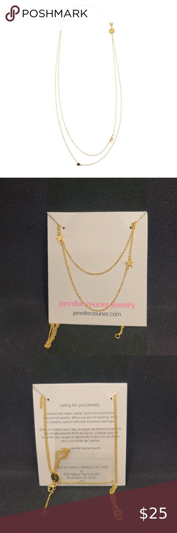 32+ Jennifer zeuner jewelry star necklace information