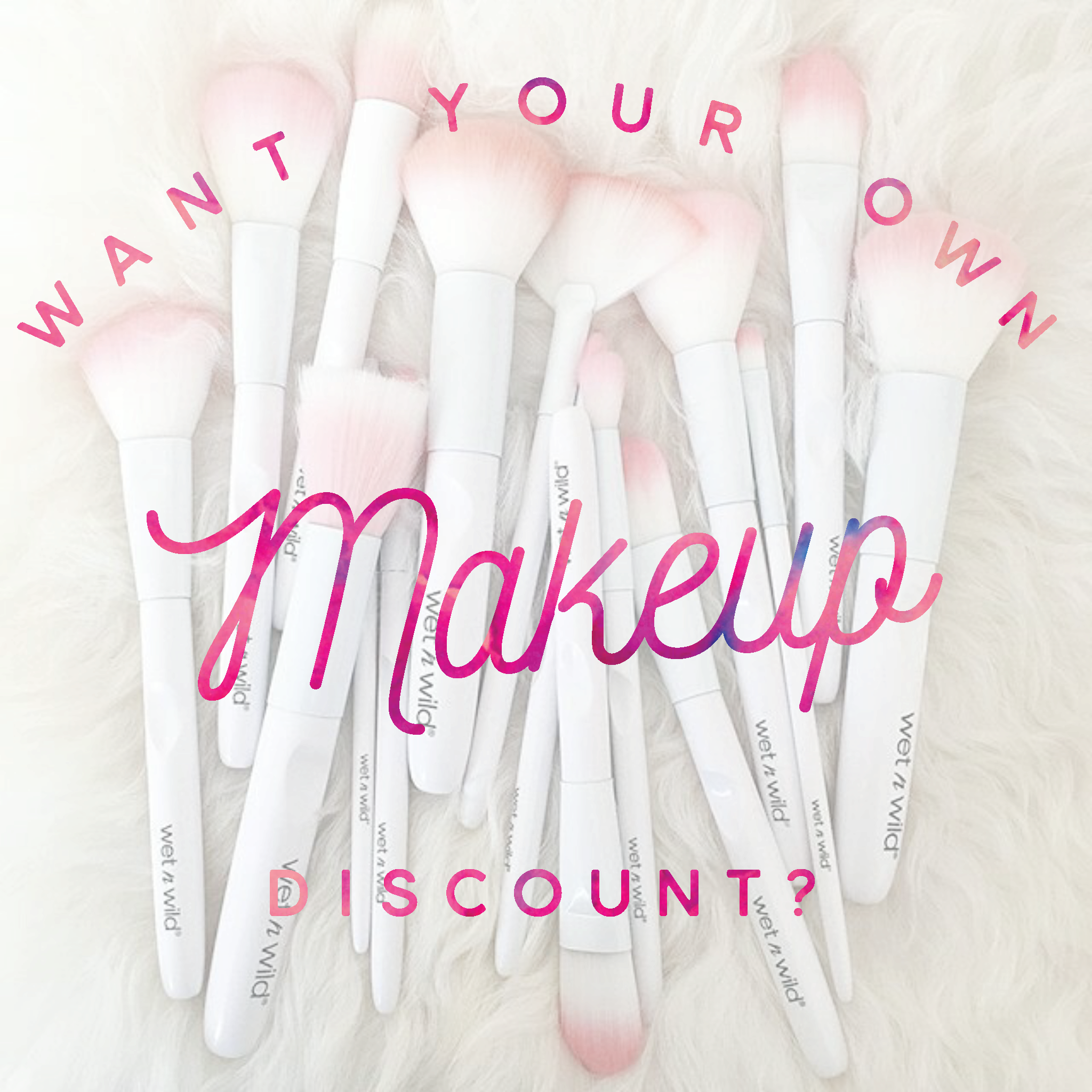 55 a year to get access to 20 to 50 off EVERY makeup and