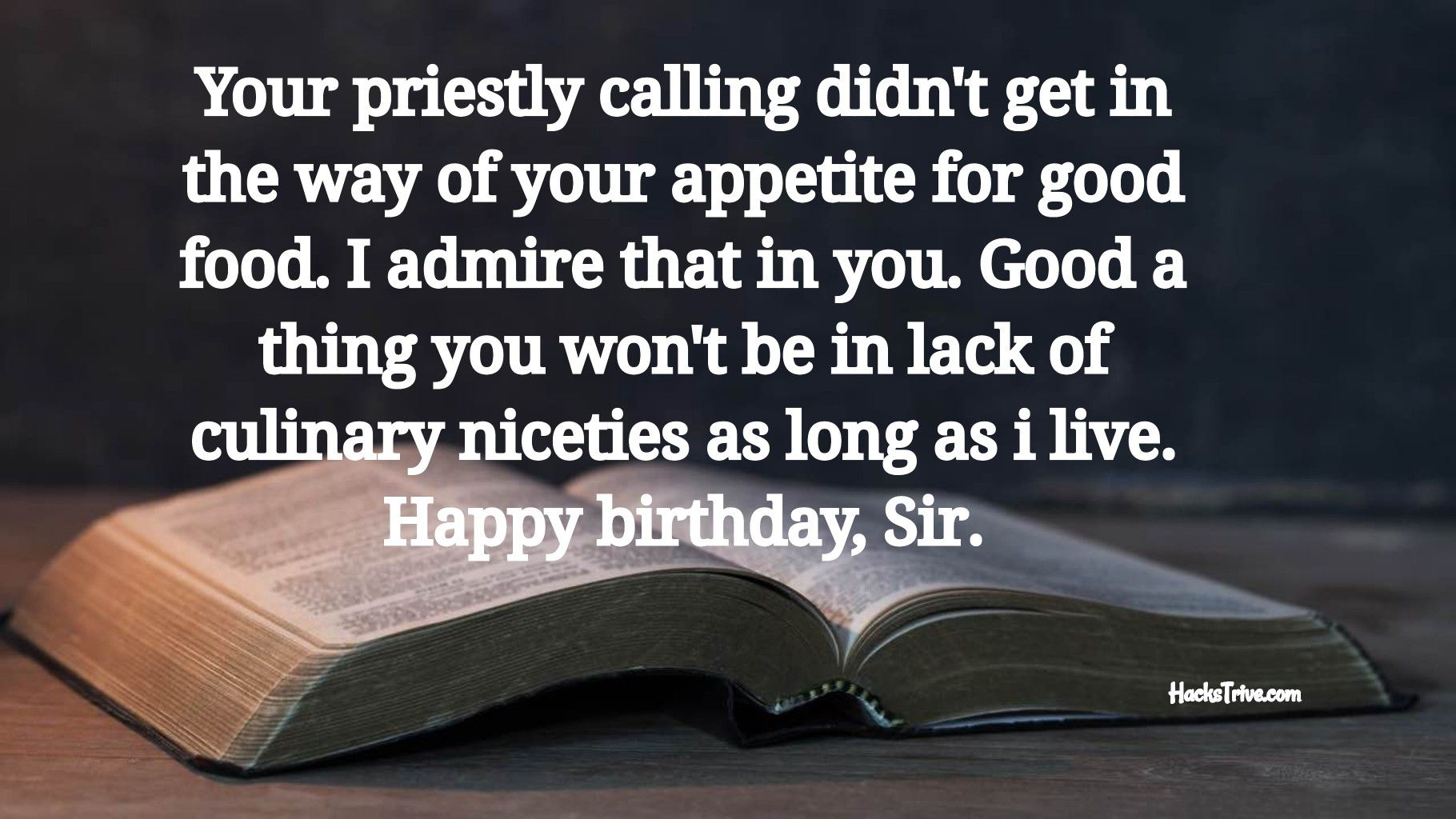 Funny Birthday Wishes For Pastor Birthday Wishes Funny Inspirational Birthday Wishes Birthday Wishes