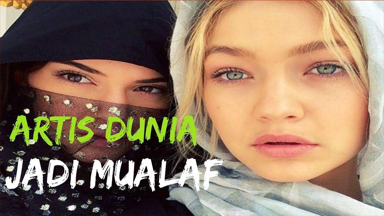 15 Artis Dunia Yang Masuk Islam Menjadi Mualaf Dunia