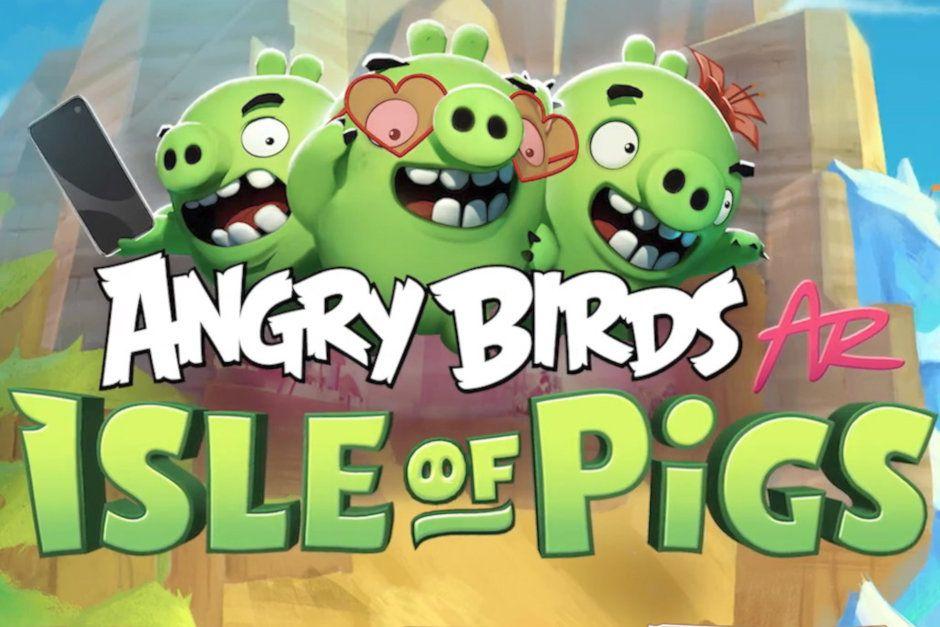 AngryBirds: Isle of Pig Tersedia Gratis di #AppStore: Telset