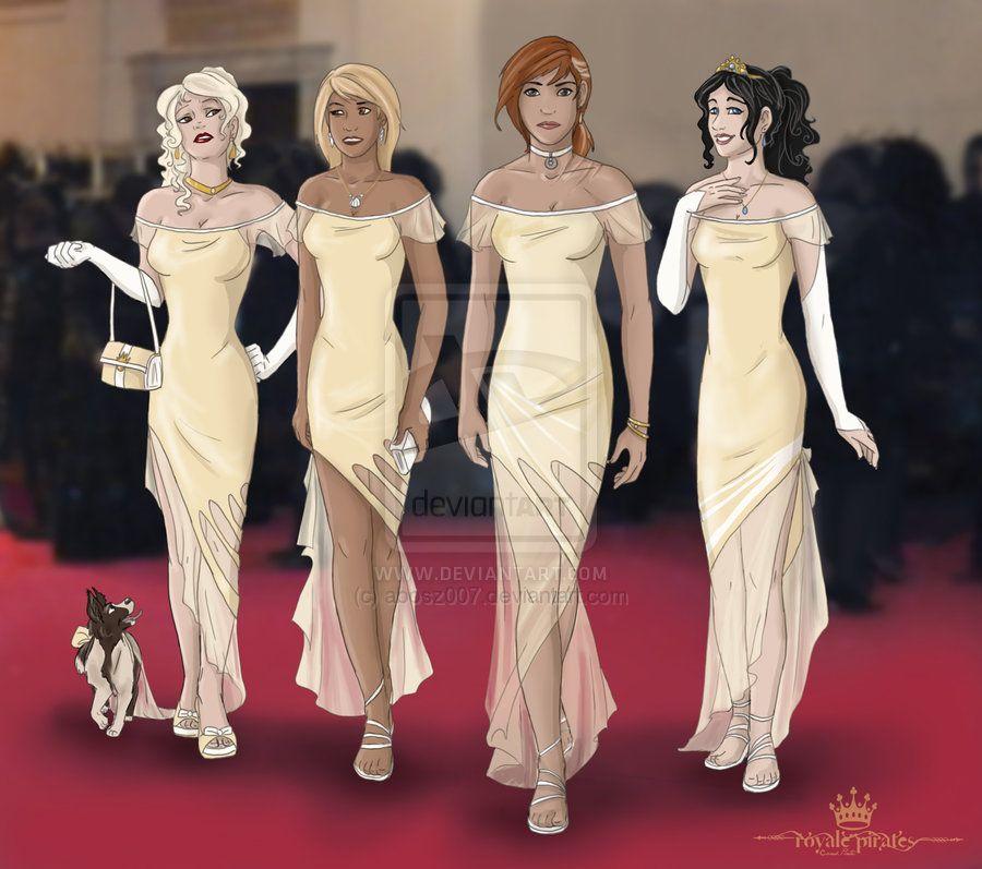 RPS Ladies by abosz007.deviantart.com on @deviantART