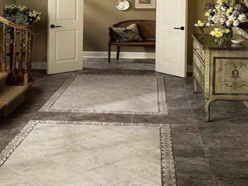 Kitchen kitchen floor tile black and white Kitchen Countertop Tile ...