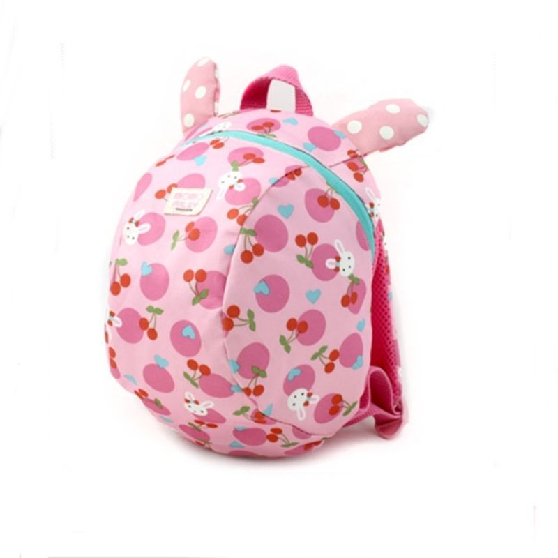 5510d91c20db MOMOAILEY Roraailey Humming Safety Harness Backpack Toddler Kids Baby Bag  Pink  MOMOAILEY