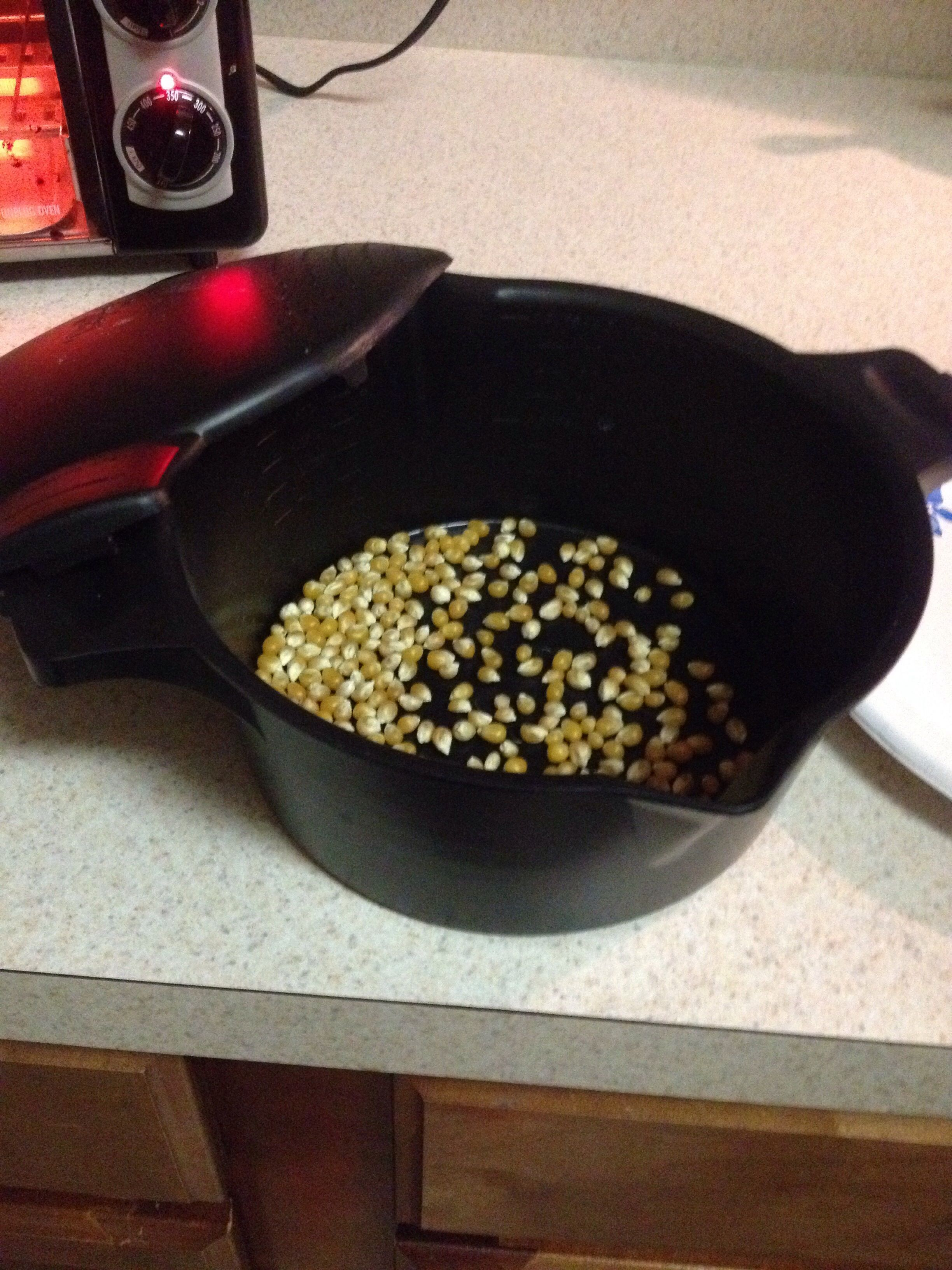 What You Need 1 4 Cup Popcorn Kernels Pampered Chef Large Micro