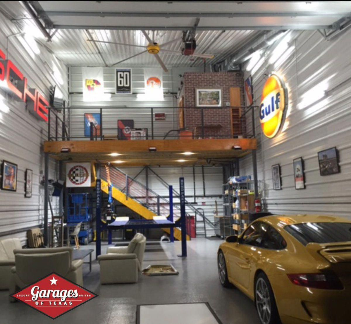Read More About Amazing Mancave Renovation Ideas Diy Mancaveflow Mancavebarbershopmx Cool Garages Garage Interior Ultimate Garage