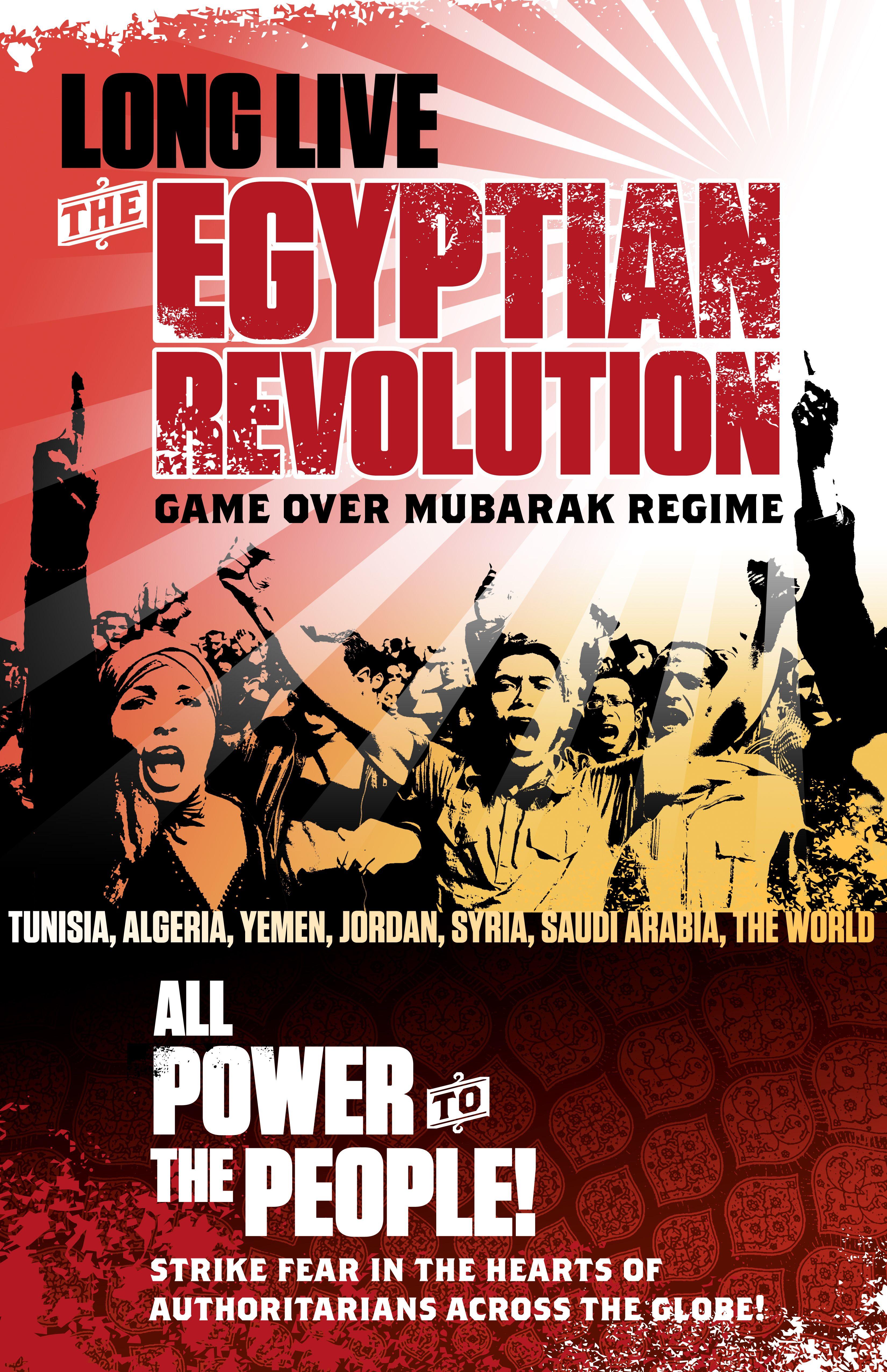 Is Egypt S Revolution Part Of A Mediterranean Spring