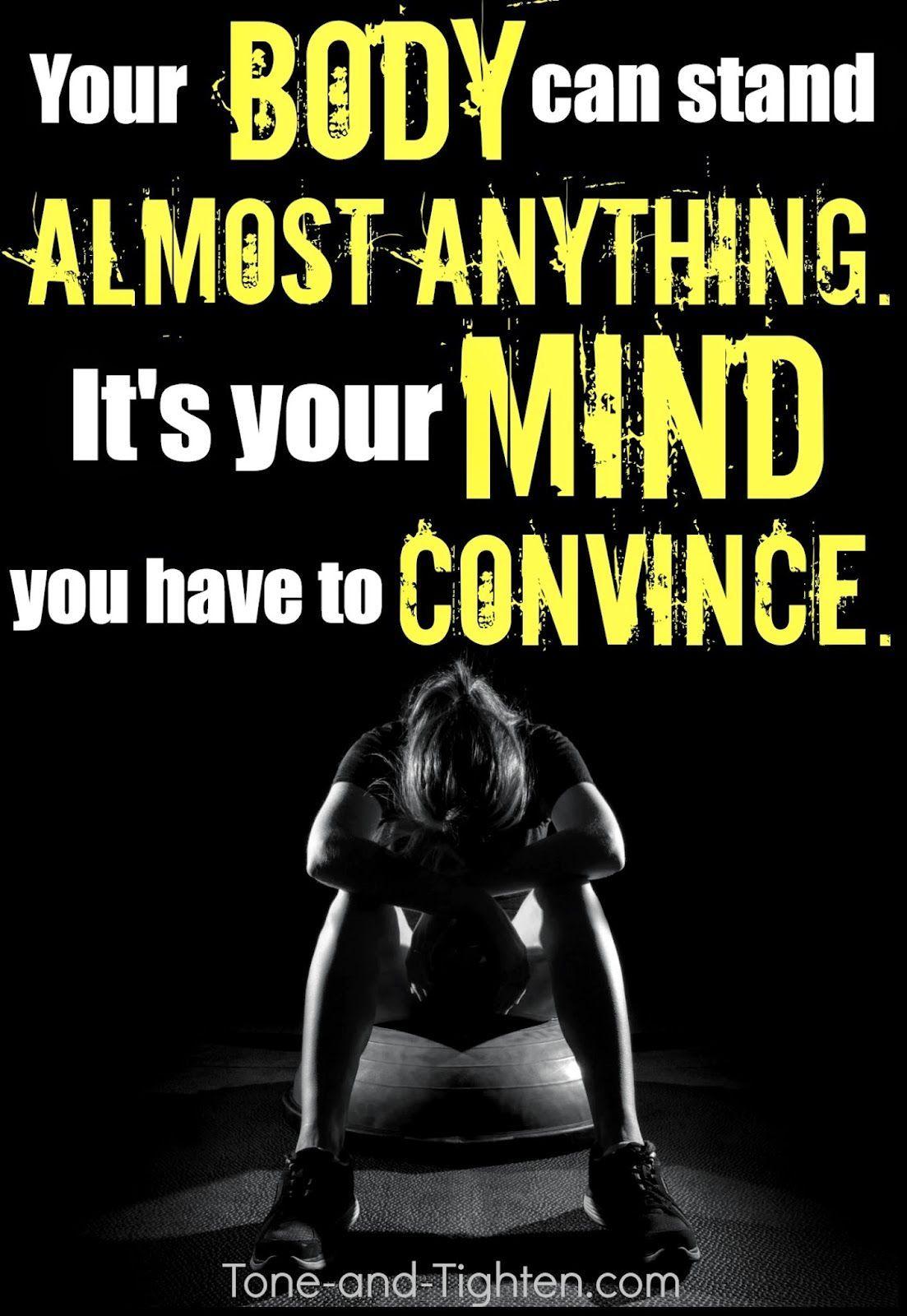 #toneandtightencom #inspiration #motivation #potential #anything #exercise #realize #fitness #hardes...