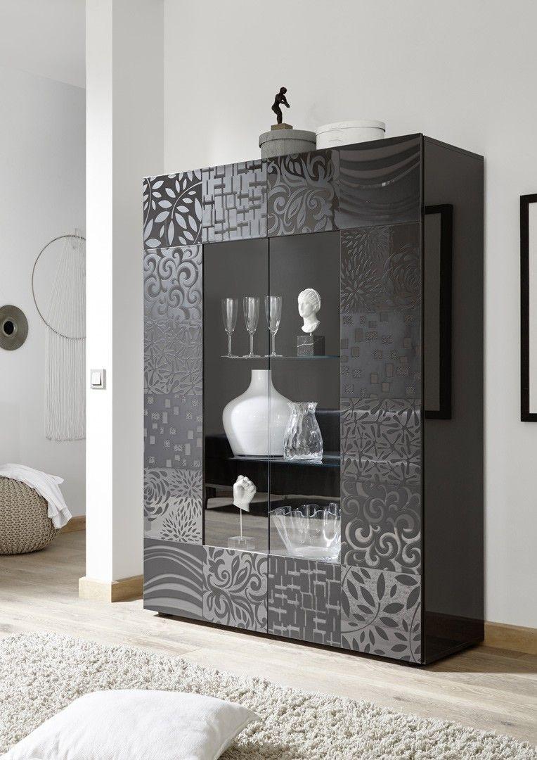 Vitrine Design Stephane Matelpro Vaisselier Design Vitrines Modernes Vaisselier