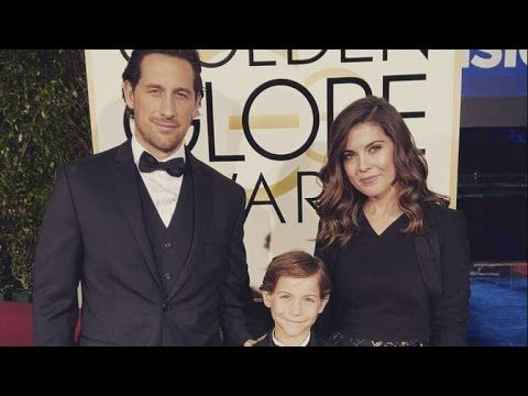 Yes, 'Room' Star Jacob Tremblay's Dad Is Hot -- But Have You Seen His Mom?!