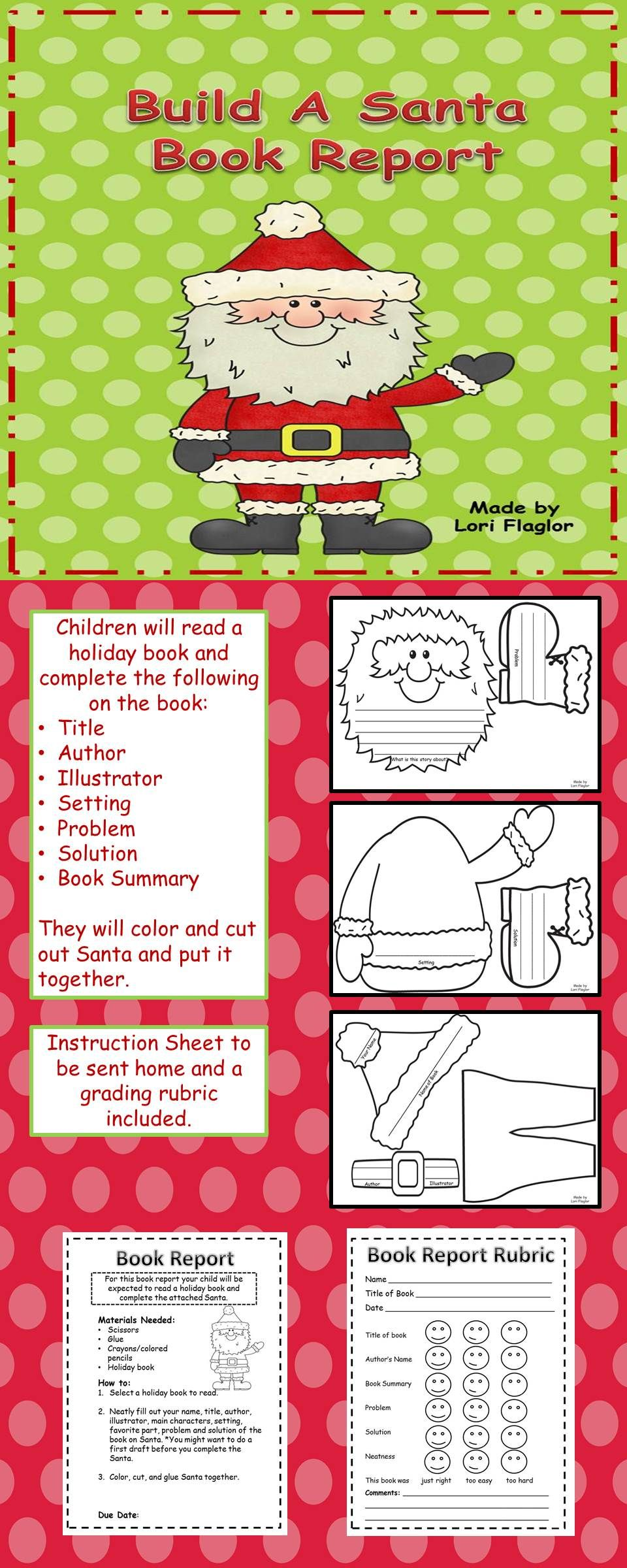 book report in a bag Irubric mx2635a: attached to the bag is the directions to create your book report in a bag, as well as the bag you will be using follow the directions, and the rubric provided to assist you in completing the book in a bag report.